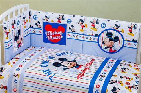 piumone e paracolpi disney set piumone e paracolpi disney mickey mouse azzurro