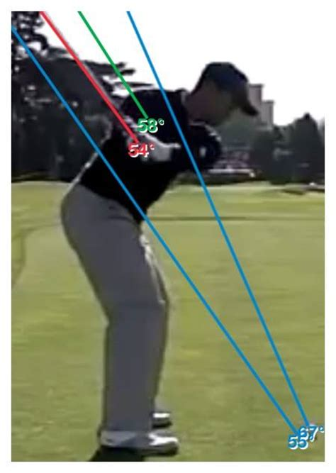 proper iron swing swing plane james irons golf