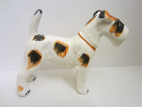 scottish terrier dog figurine marked japan for sale
