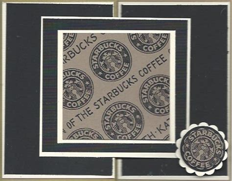 Starbucks Gift Card Holder - dawn s xmas gift card holder a blog by kath kathy harney