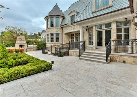 2 Car Garage Square Footage by 14 8 Million Newly Built French Inspired Mansion In