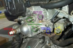 Toyota Avensis Idle Problem 4age 20v Sensors Location 1 Toyota The One You Only