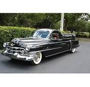 1952 Cadillac Florentine Flower Car By S&ampS  Professional