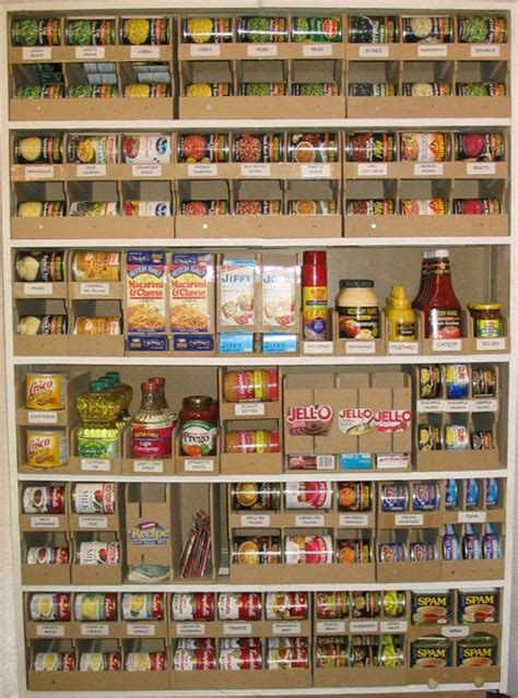 Pantry Organizers For Canned Foods by The World S Catalog Of Ideas