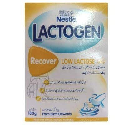 Lactogen Baby Nestle Lactogen Recover 180gms Baby Milk Gomart Pk