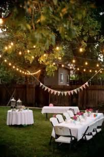 backyard graduation party 1000 ideas about outdoor graduation parties on pinterest party