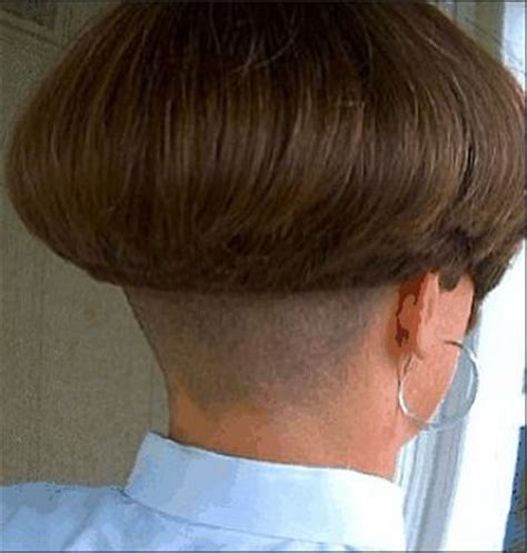 severe wedge haircut amazing extreme bowlcut very short haircuts pinterest