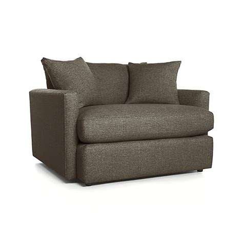 lounge ii chair    truffle crate  barrel