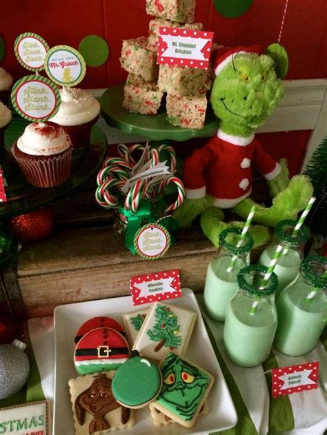 grinch pinterest kids party ideas 16 best grinch images on grinch and grinch