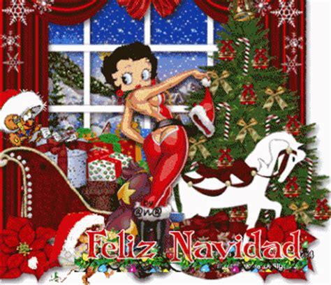 imagenes navidad betty boop gifs animados de betty boop en navidad