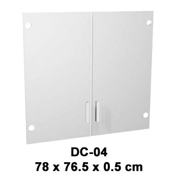 Lemari Kaca Di Surabaya jual pintu kaca lemari arsip sedang type dc 04 harga