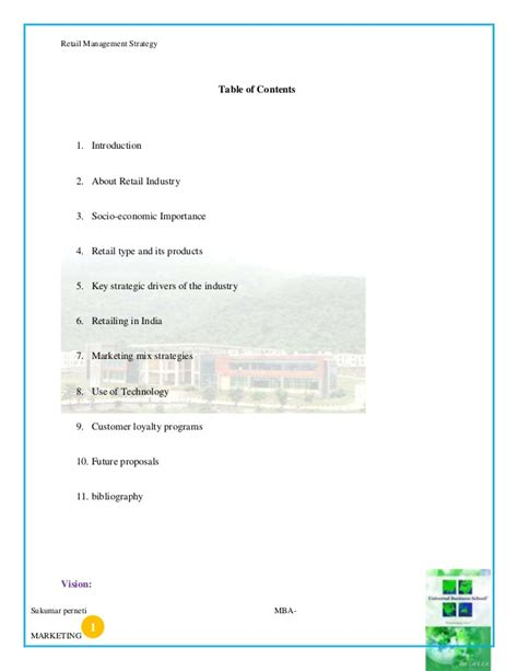 Retail Management Notes For Mba by Marketing Retail Strategy Of Bazaar