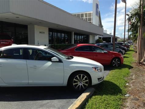 volvo  north miami car dealership  miami fl   kelley blue book