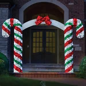 Unique Outdoor Christmas Decorations » Home Design 2017
