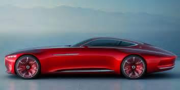 Cars Mercedes Automobile Duniya Vision Mercedes Maybach 6 Concept Eq