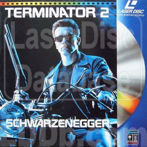 Laser Disc Terminator 2 laserdisc database terminator 2 judgment day ld 12979