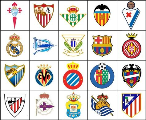 epl quiz questions and answers click the la liga logos quiz by noldeh