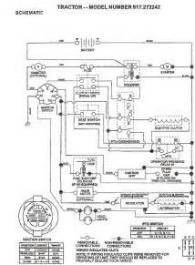 i am replacing a starter solenoid for a craftmans 42 quot cut 15