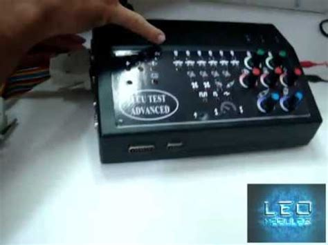 simulador es de prueba ecu simulador de m 243 dulos de inje 231 227 o ecu test advanced leo