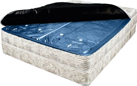 Pillow Top Waterbed Mattress by Waterbeds Are A Comeback