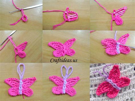 www tutorial crochet butterfly tutorial craft ideas