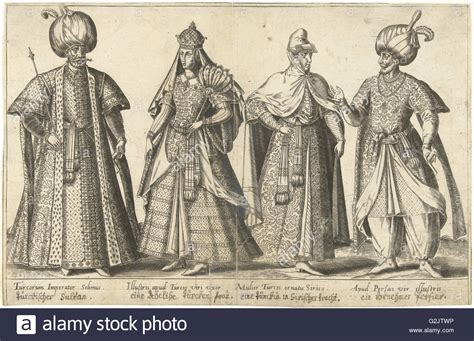 ottoman court dress of the ottoman court around 1580 abraham de bruyn