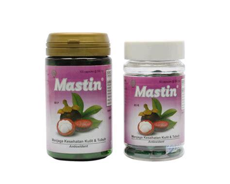 Borobudur Mastin 60 Capsules Ekstrak Kulit Manggis mastin kapsul herbal ekstrak kulit manggis sarana muslim