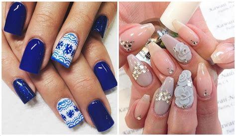 decoracion de uñas gelificadas formas de pintarse las uas facil como pintar las uas