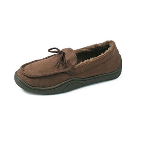 mens slippers amazon com stormafit mens moccasin slippers amazon co uk shoes bags