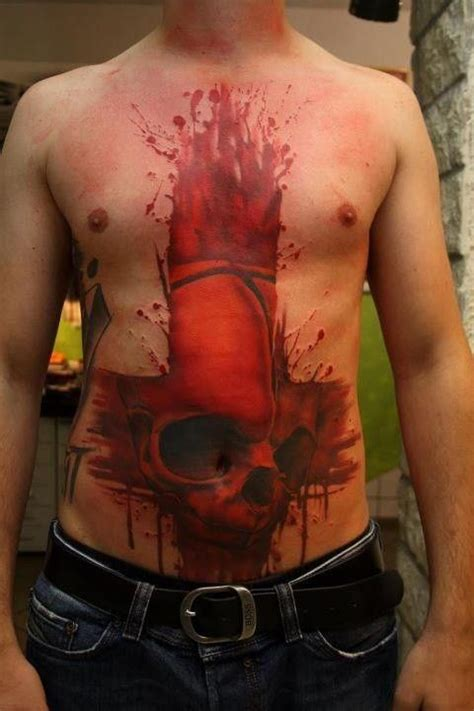 awsome tattoos for men 1000 images about skull tattoos on white