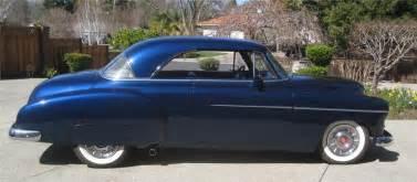 1950 chevrolet bel air custom 2 door hardtop 130336