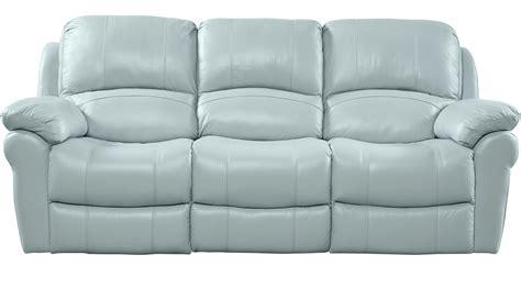 blue leather reclining sofa navy blue leather reclining sofas okaycreations net
