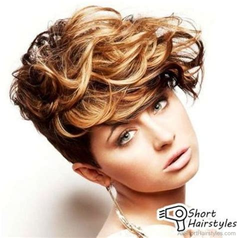 conservative hairstyles for women 90 cool short curly hairstyles for women