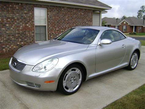 Lexus Sc430 For Sale by Lexus Sc430 2003 Used For Sale