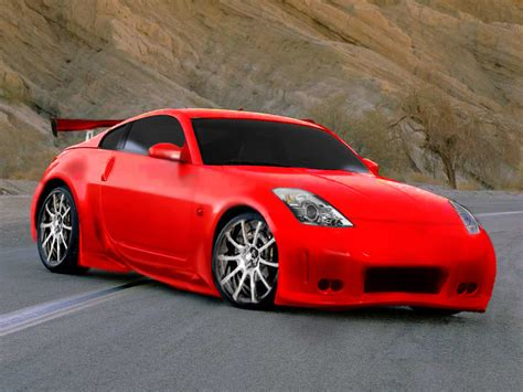 red nissan 350z nissan 350z price modifications pictures moibibiki