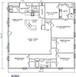 Shed House Floor Plans Top 5 Metal Barndominium Floor Plans For Your Dream Home
