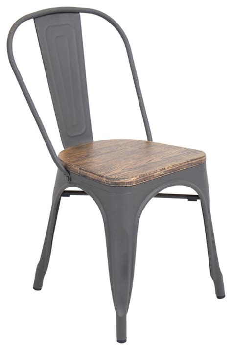 Dining Chairs Industrial Oregon Dining Chair Industrial Dining Chairs