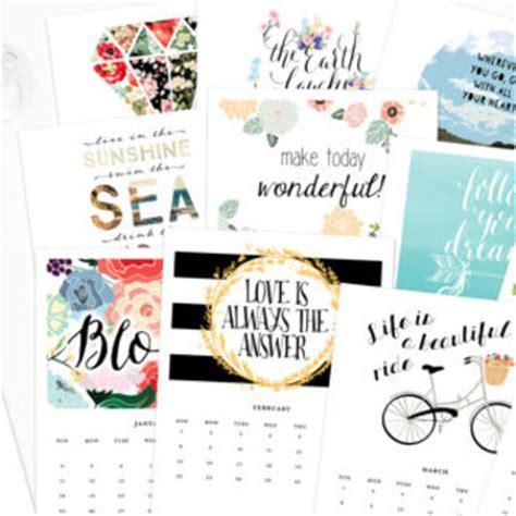 printable quotes for desk shop 2015 desk calendar on wanelo