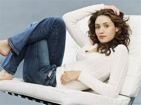wahing emmy rossum hot