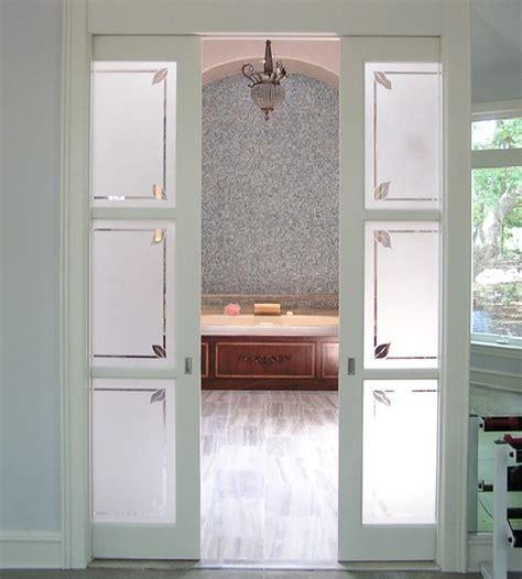 wooden frame glass door trendy bathroom sliding glass doors for decorating your