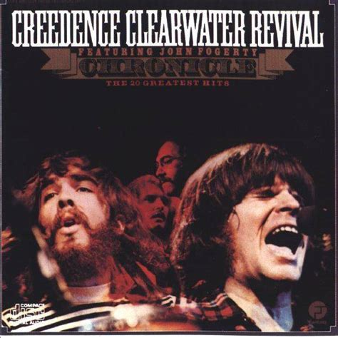 ccr best creedence clearwater revival ccr chronicle vol 1 the