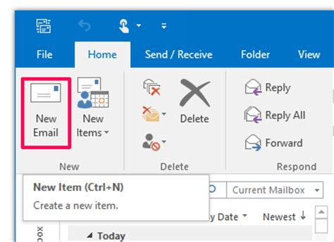 email new how to create an email signature in outlook 2016 and prior