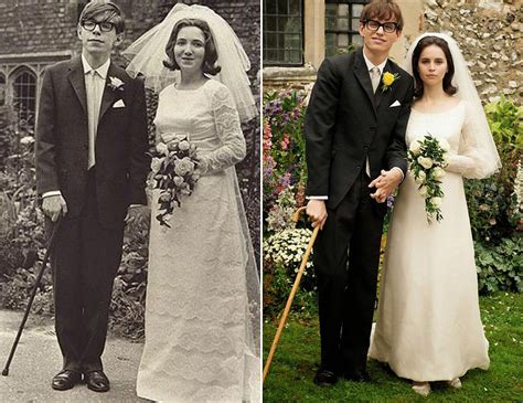 Stephen hawking s wedding v the theory of everything