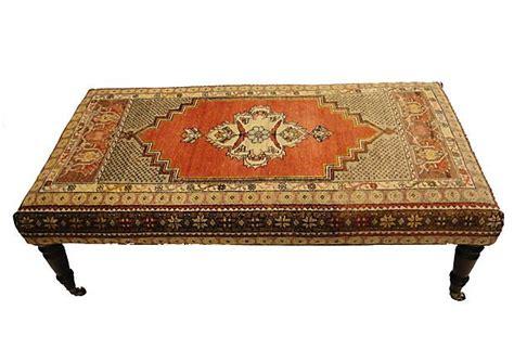 Antique Rug Ottoman antique rug ottoman f u r n i t u r e f u r n i s h i n g s products rugs and