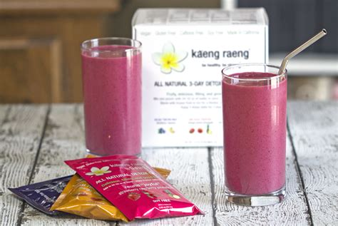 Kaeng Raeng Detox Cleanse by Be Healthy Be Strong With The Kaeng Raeng Cleanse