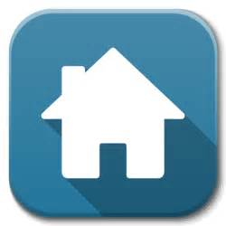 Home App apps home icon flatwoken iconset alecive