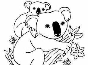 77 dessins coloriage koala 224 imprimer sur laguerche 4