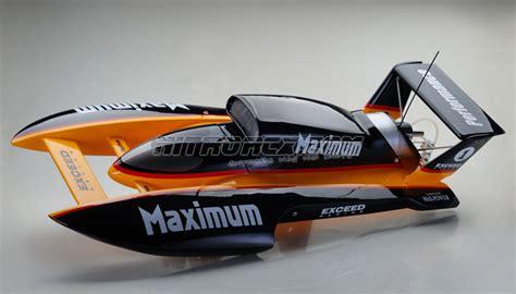 rc racing boats gas powered exceed racing fiberglass maximum 26cc gas powered artr