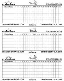 golf scorecard template free 12 best images of golf tournament score sheets printable