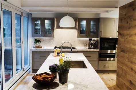Glass Block Designs For Bathrooms the block triple threat week 8 kitchen room reveals